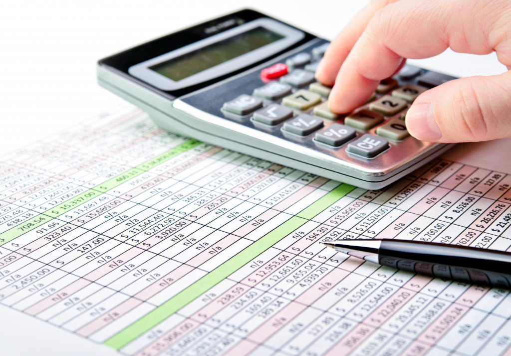Computing finances
