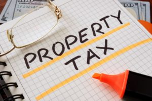 Property tax concept