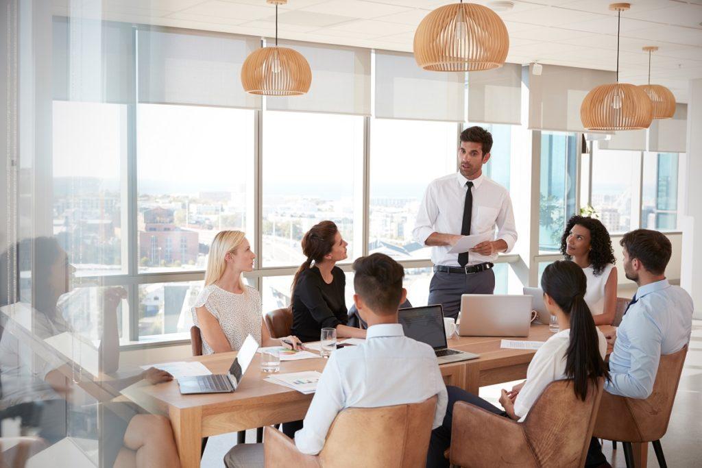entreprenuership meeting