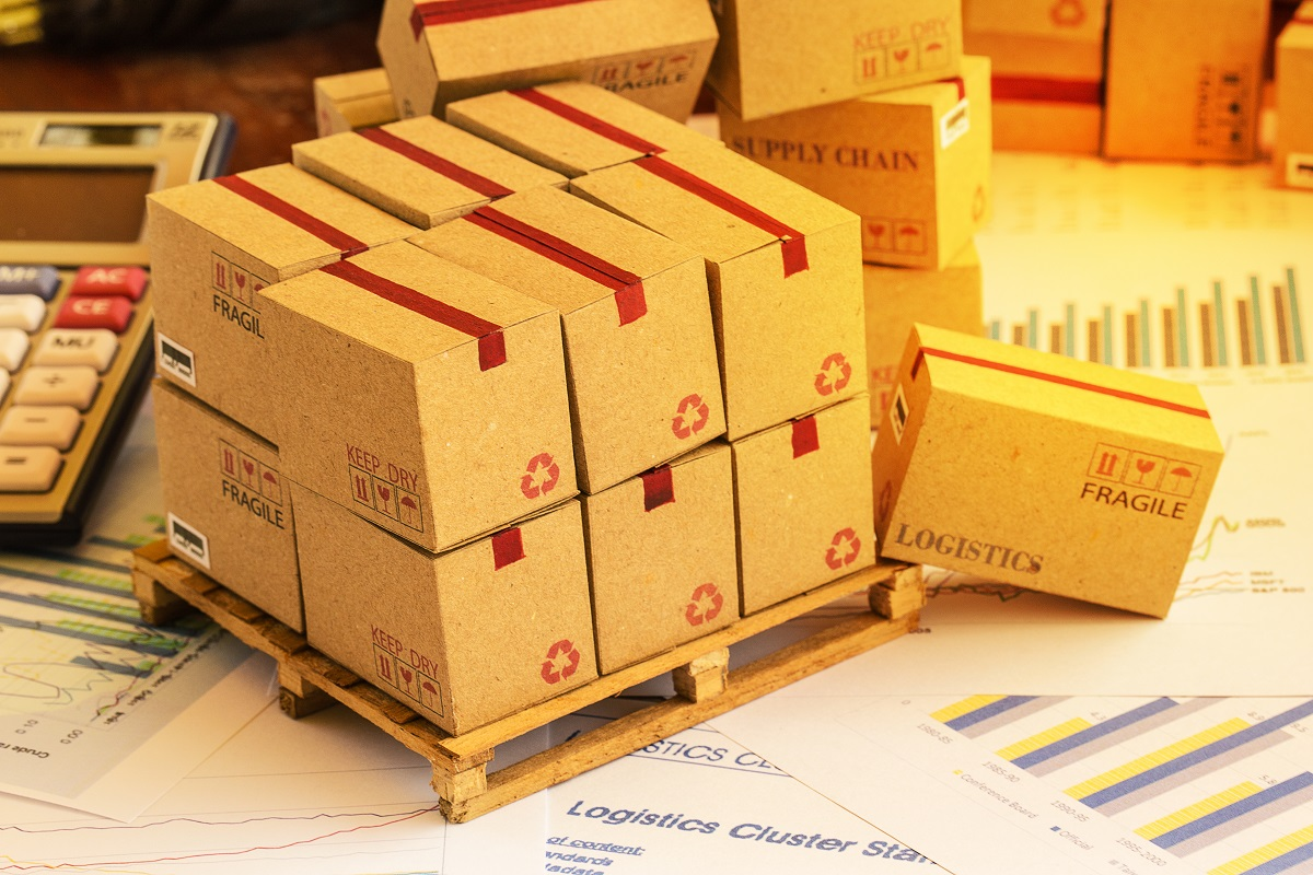 logistics and packaged goods